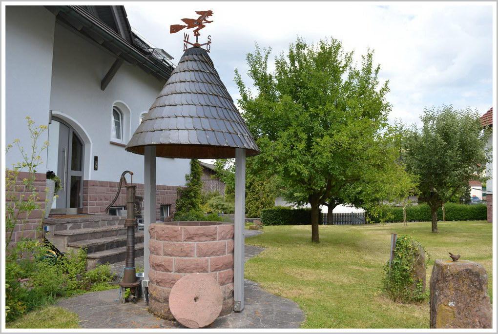 Haus am Weinbach - Eingangsbereich