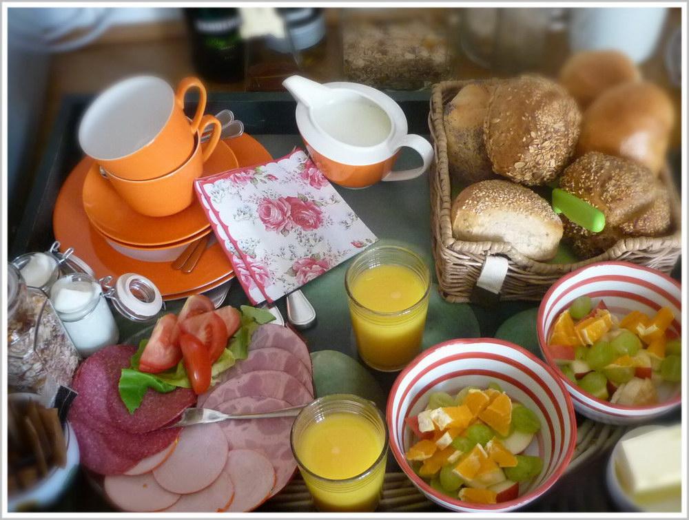 Haus am Weinbach - Frühstück