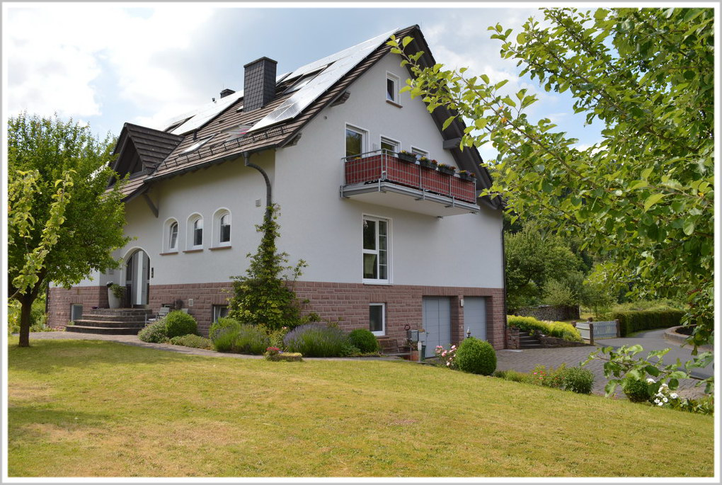 Haus am Weinbach - Hausansicht